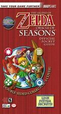 The Legend of Zelda: Oracle of Seasons & Oracle of Ages Official Pocket Guide (B