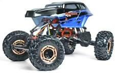 REDCAT RACING-ROCKSLIDE RS10 XT 1/10SCALE BRUSHED CRAWLER RTR,4WD BK/BL RER03954