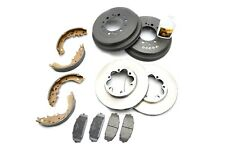 TOYOTA HIACE FRONT AND REAR BRAKES