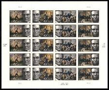 US Scott# 4380-4383 2009 ABRAHAM LINCOLN MNH Sheet of 20 42c stam PO fresh
