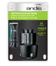 Andis AGR+ AGRC Battery Pack #64715 BLACK Clipper Replacement Battery NEW 64715
