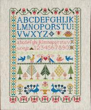 Victorian Sampler : Anchor Cross Stitch Kit - CC78962