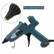 Hot Glue Gun 100W High Temp Melt Glue Gun with 10pcs Premium Glue Sticks DIY