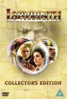 Labyrinth - Edición de Coleccionista DVD Nuevo/Sellado Región 2