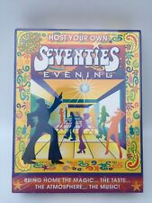 Deluxe Cheatwell Games ~ Host Your own 70's Evening with Audio CD