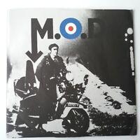 "M.O.D - Self Titled - 7"" Vinyl Single 1st Press VG+/NM Mod"