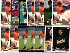 Manny Alexander 14 Card Lot
