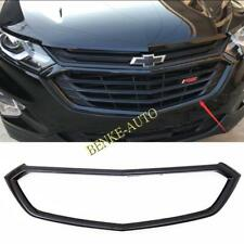 BLACK RS Style ABS Front Vent Grill Grille Mesh For 2018-2020 Chevrolet Equinox
