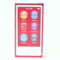 Apple iPod nano 7th Generation (Mid 2015) Red (16GB)