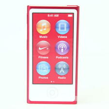 Apple iPod nano 7th Generation (Mid 2015) Red (16GB)