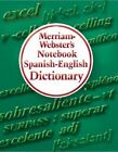 NEW Merriam-Webster's Notebook Spanish-English Dictionary