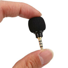 Mini 3.5mm Jack Voice Mic Omni-Directional Microphone For Recorder Mobile Phone