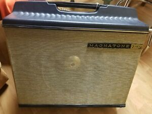 Vintage Magnatone RS-1 1960's Guitar Amp Amplifier Rock and Roll