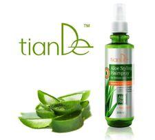 Organic Root Stimulator Aloe Styling Hairspray for Volume and Flexibility