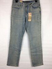 New Levis Women's Size 6/28 Jeans Bold Curve Classic Rise Slim Leg
