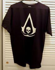 Assassin's Creed Black Flag T Shirt New L