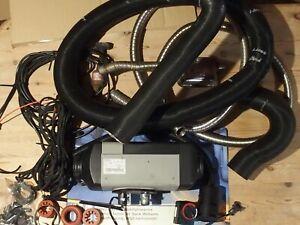 Webasto Air Top 2000 ST 12 V- Diesel  Universal