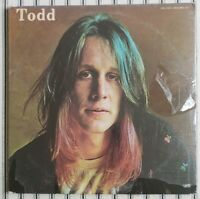 Todd Rundgren Todd SEALED Double LP Poster ? Vinyl Record