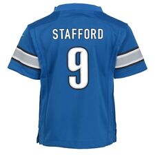 46cd4d107 Nike Boys  Home Game Jersey Detroit Lions Matthew Stafford  9