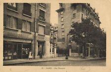 CPA Paris 16e Rue Daumier (66384)