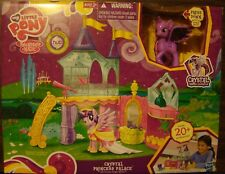 My Little Pony Crystal Princess Palace & crystal princess horse included figure
