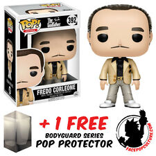 FUNKO POP GODFATHER FREDO CORLEONE VINYL FIGURE + FREE POP PROTECTOR