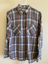 Ralph Lauren Denim & Supply Flannel Button Up Shirt L