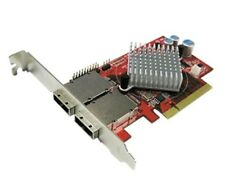 Addonics AD2MS6GPX8 External 8-port SATA/SAS PCIe controller 2 Mini-SAS(SFF-8088