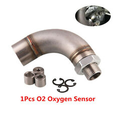 1Pcs J Style Steel O2 Oxygen Sensor Restrictor Fitting  Gas Flow Inserts CEL FIX