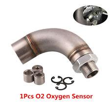 1Pcs J Style Steel O2 Oxygen Sensor Restrictor Fitting  Gas Flow Inserts CEL FIX