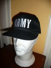 Casquette ARMY ( militaria military USA AIRSOFT PAINTBALL ) taille unique