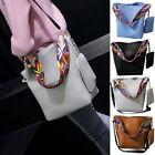 Women Lady PU Leather Shoulder Handbag Tote Purse Messenger Satchel Hobo Bag $