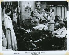 BRADFORD DILLMAN JEFFREY  HUNTER IN LOVE AND WAR 1958 VINTAGE PHOTO ORIGINAL #4