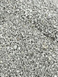 20mm White Light Grey Limestone Gravel Decorative Aggregate Stones Bulk Bags