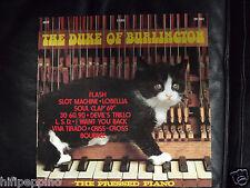 "THE DUKE OF BURLINCTON ""THE PRESSEN PAINO""  VINILE LP"