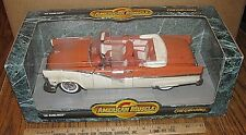 1956 Ford Sunliner Convertible Car 1/18 American Muscle Collector Ed ERTL 1998