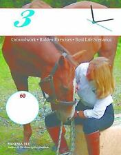 3-Minute Horsemanship with Vanessa Bee  BOOK Brand New!