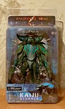 """NECA Pacific Rim - 7"""" Ultra Deluxe Action Figure - Kaiju Scunner MOSC Case Fresh"""