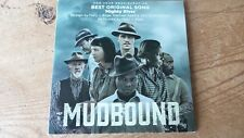 MUDBOUND FYC Best Original SONG CD Music FOR YOUR CONSIDERATION