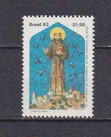 S19068) Brasilien Brazil MNH Neu 1982 Franciscus Of Assisi 1v