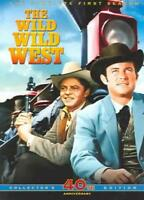 THE WILD WILD WEST - THE FIRST SEASON NEW DVD