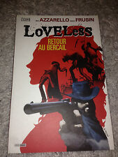 Collection : 100% Vertigo Loveless ( Brian Azzarello - Marcelo Frusin )