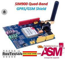 SIM900 GPRS/GSM Shield Development Board Quad-Band Module with Antenna