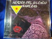 (7076) HEROES DEL SILENCIO- RAREZAS- CD-EMI-Odeon, S.A. – 7243 4 94718 2 5