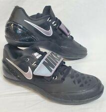 Nike Zoom Rotational 6 Mens Track Discus Throw Shoe Black 685131-003 Mens Sz 7.5