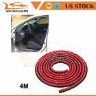 4m Auto Parts Car Door Seal Rubber Seal Trim Trunk Edge Guard Strip Bulb
