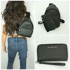 Michael Kors Women`s Backpack - Black
