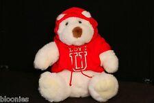 """Mary Meyer KILLEBREW """"Love U"""" Teddy Bear Plush Toy Doll 1995 NWT"""