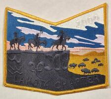 Tu Cubin Noonie Lodge 508 Lakota Chapter Chevron Mint Condition FREE SHIPPING