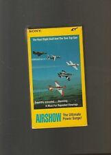 Airshow (VHS, 1987)